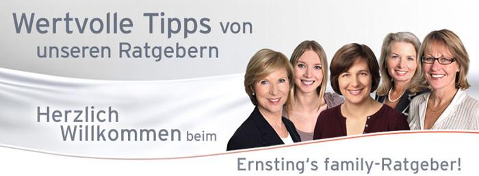 Ernstings-Family Ratgeber