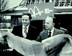McDonalds Geschichte