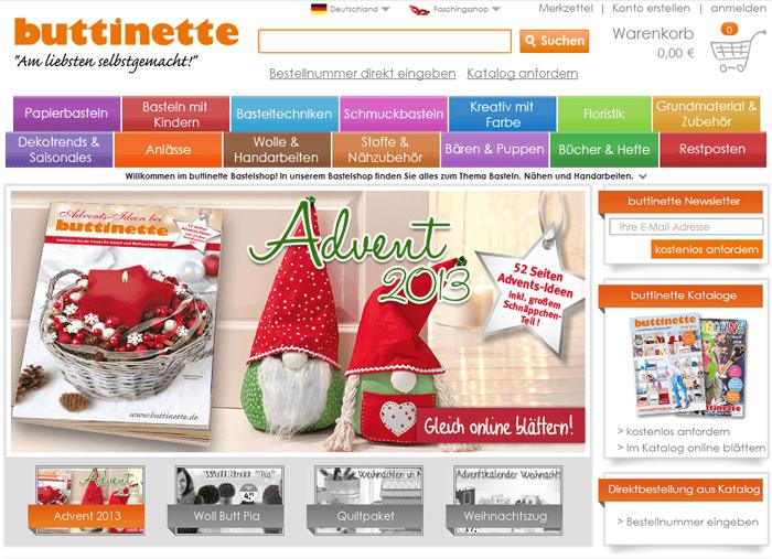 Buttinette Store