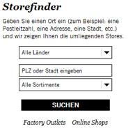 Marc-O-Polo.de Storefinder